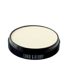 Пудра Lord  Berry Pressed Powder 8106 (Цвет 8106 Buff  variant_hex_name F6F1DE)