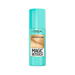 Окрашивание L'Oreal Paris Тонирующий спрей Magic Retouch Light Blonde (Цвет Light Blonde variant_hex_name f2c697)