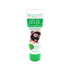 Маска Mei Nai Er Черная маска Peel-off Black Mask Cucumber (Объем 120 мл)