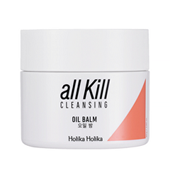 Гидрофильное масло Holika Holika All Kill Cleansing Balm (Объем 80 г) holika holika gudetama all kill sheet