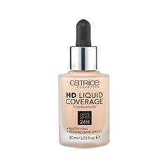 ��������� ������ Catrice HD Liquid Coverage Foundation 010 (���� 010 Light Beige)