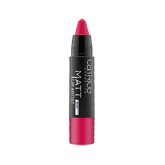 Помада Catrice Matt 6hr Lip Artist 040 (Цвет 040 HibisKiss-Proof variant_hex_name B52555)