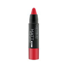 Помада Catrice Matt 6hr Lip Artist 050 (Цвет 050 Fashion REDitorial variant_hex_name AF272F)