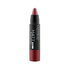 Помада Catrice Matt 6hr Lip Artist 070 (Цвет 070 First bROWn Ticket variant_hex_name 823B34)