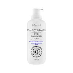 Шампунь Valentina Kostina Безсульфатный шампунь для поврежденных волос Organic Cosmetic (Объем 500 мл)