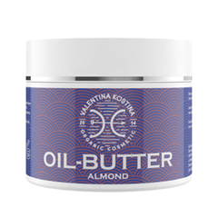 ����� Valentina Kostina �����-������ � ������� ������ ������� Organic Cosmetic Almond Oil Butter (����� 200 ��)