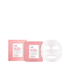 Гидрогелевая маска LLang Набор масок Super Repair Cream-gel Mask Pig Collagen