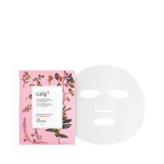 Тканевая маска LLang Organic Cotton Blossom Mask Berry (Объем 20 мл)