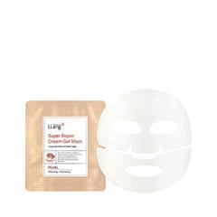 Гидрогелевая маска LLang Super Repair Cream-gel Mask Pearl (Объем 25 мл)  недорого
