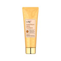Крем для рук LLang Super Repair Hand Treatment Gold (Объем 70 мл) снятие макияжа llang treatment cleansing balm объем 140 мл