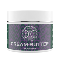 ���� ��� ���� Valentina Kostina ����-������ � �������� Verbena Cream Butter Organic Cosmetic (����� 200 ��)