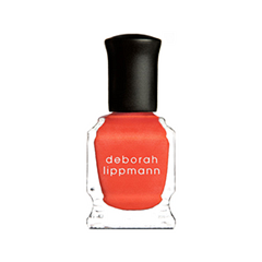 Лак для ногтей Deborah Lippmann Call Me Maybe (Цвет Call Me Maybe variant_hex_name EF4A37) call me by your name