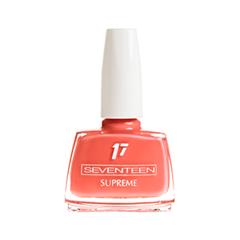 Лак для ногтей Seventeen Supreme Nail Enamel 188 (Цвет 188 variant_hex_name F2776F) лак для ногтей seventeen supreme nail enamel 47 цвет 47 variant hex name b81b12