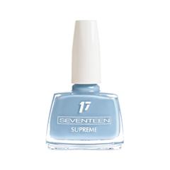 Лак для ногтей Seventeen Supreme Nail Enamel 191 (Цвет 191 variant_hex_name A7C4E4) лак для ногтей seventeen supreme nail enamel 47 цвет 47 variant hex name b81b12