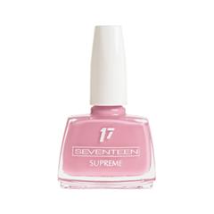 Лак для ногтей Seventeen Supreme Nail Enamel 198 (Цвет 198 variant_hex_name E5ACBF) лак для ногтей seventeen supreme nail enamel 47