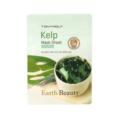 Тканевая маска Tony Moly Earth Beauty Kelp Mask Sheet (Объем 35 г)