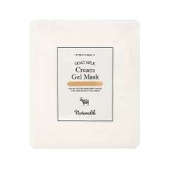 Маска Tony Moly Naturalth Goat Milk Cream Gel Mask (Объем 25 г)