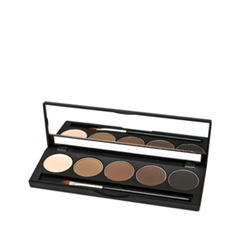 все цены на  Для бровей Make-Up Secret 5 Brow Palette BP-01 (Цвет BP-01  variant_hex_name 88624D)  онлайн