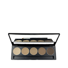 все цены на  Для бровей Make-Up Secret 5 Brow Palette BP-02 (Цвет BP-02 variant_hex_name 90765D)  онлайн