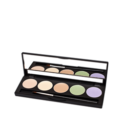 Консилер Make-Up Secret 5 Concealer Palette CP1 (Цвет СР1 variant_hex_name CCBBDF)