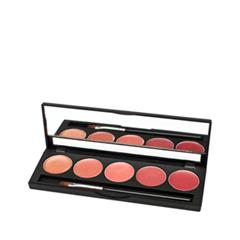 Помада Make-Up Secret 5 Lip Palette LP1 (Цвет LP1  variant_hex_name 9E3A38)