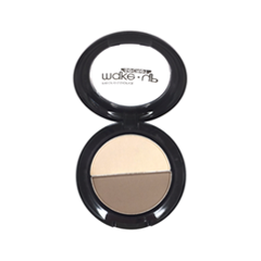 Тени для бровей Make-Up Secret Eyebrow Cake ECP4 (Цвет ECP4  variant_hex_name C5B6A0)