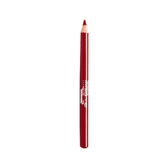 Карандаш для губ Make-Up Secret Lip Pencil Professional L21 (Цвет L21 Алый variant_hex_name 910705) карандаш для глаз make up secret eye pencil basic collection em02 цвет em02 brown variant hex name 4b322b
