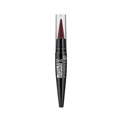 Помада essence 2in1 Lipstick & Liner 05 (Цвет 05 Lush Berry variant_hex_name B0517A)
