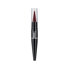 Помада essence 2in1 Matte Lipstick & Liner 05 (Цвет 05 More is More variant_hex_name 865F69)
