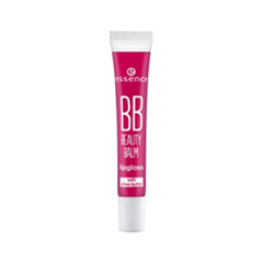 Цветной бальзам для губ essence BB Beauty Balm Lipgloss 03 (Цвет 03 Flirtylicious variant_hex_name DB4984)