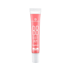 Цветной бальзам для губ essence BB Beauty Balm Lipgloss 04 (Цвет 04 Sweet Dreams variant_hex_name F6B2AF)