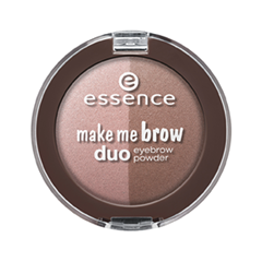 Тени для бровей essence Make Me Brow Duo Eyebrow Powder 01 (Цвет 01 Mix it Blonde! variant_hex_name 856358) тушь для бровей essence make me brow
