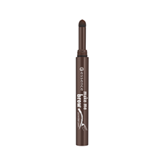 Карандаш для бровей essence Make Me Brow Powder Pen 20 (Цвет 20 Brown variant_hex_name 6D5750) тушь для бровей essence make me brow
