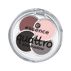 ���� ��� ��� essence Quattro Eyeshadow 19 (���� 19 Greys n' Roses)