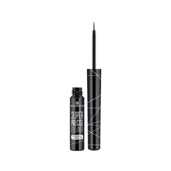 Подводка essence Super Precise Eyeliner (Цвет Black variant_hex_name 000000) missha m super extreme powerproof eyeliner black