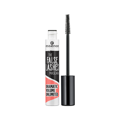 Тушь для ресниц essence The False Lashes Mascara Dramatic Volume Unlimited (Цвет Black variant_hex_name 040404)