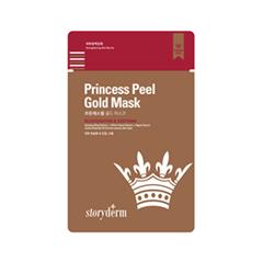 Тканевая маска Storyderm Premium Princess Peеl Gold Mask (Объем 25 мл)