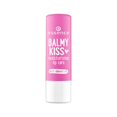 Цветной бальзам для губ essence Balmy Kiss Moisturizing Lip Care 03 (Цвет 03 Can't Live Without variant_hex_name EE86C1)