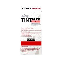 Окрашивание бровей Godefroy Профессиональный набор для окрашивания бровей Tint Kit Light Brown (Цвет Light Brown variant_hex_name d7a967)
