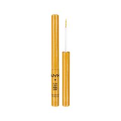 �������� NYX Professional Makeup Glam Liner Aqua Luxe 04 (���� 04 Glam 24 Karat - Metallic Pure Gold)