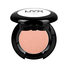Тени для век NYX Professional Makeup Hot Singles Eye Shadow 01 (Цвет 01 Gumdrop - Soft pink with Silver Flecks variant_hex_name FDC9BF)