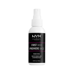Праймер NYX Professional Makeup First Base Primer Spray (Объем 60 мл) they re real tinted primer праймер для ресниц