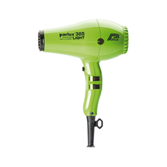 Фен Parlux 385 PowerLight Green