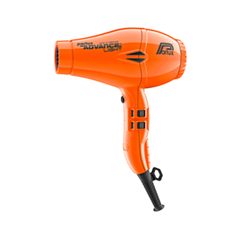 ��� Parlux Advance Light Ceramic+Ionic Orange