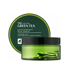 Гель Tony Moly The Chok Chok Green Tea Essential Soothing Gel (Объем 300 мл)