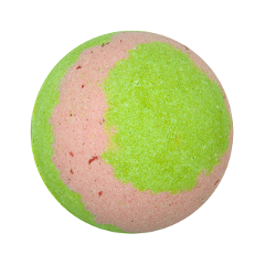 Бомба для ванны Tasha Бурлящий шарик для ванны Клюквенный щербет (Объем 210 г)