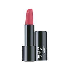 Помада Make Up Factory Magnetic Lips semi-mat & long-lasting 335 (Цвет 335 Bright Coral variant_hex_name c85666) помады make up factory кремовая помада для губ lip color 237 оттенок розовый коралл