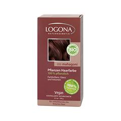 Краска для волос Logona Herbal Hair Colour Powder 050 (Цвет 050 Mahogany variant_hex_name 963846)