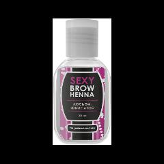 Окрашивание бровей Sexy Brow Henna Лосьон-фиксатор цвета (Объем 30 мл) окрашивание бровей lucas cosmetics brow paste by cc brow объем 15 мл