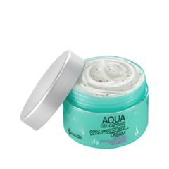 Крем Skin Factory Aqua Gel Capsule Cool Moisture Cream (Объем 80 мл) недорого